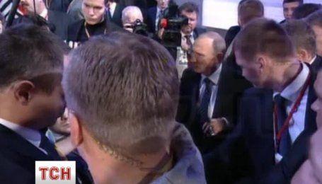 Путін оцінив кандидата в президенти США  Дональда Трампа