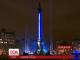 """Колону Нельсона в Лондоні перетворили на гігантський лазерний меч з """"Зоряних воєн"""""""