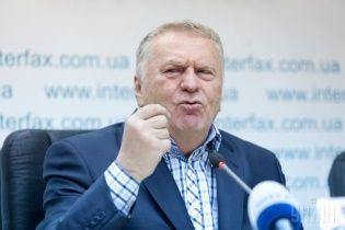"""""""Остаточно збожеволіли"""". Жириновський відреагував на звинувачення ГПУ у фінансуванні тероризму"""
