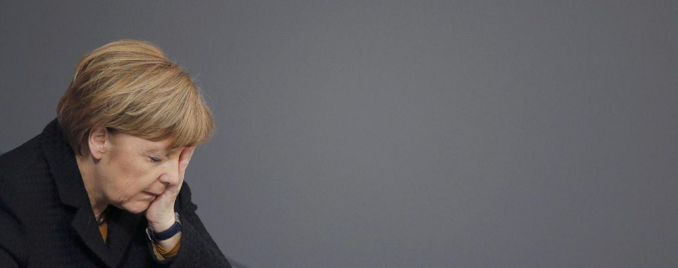 В Германии подали в суд против политики Меркель - СМИ