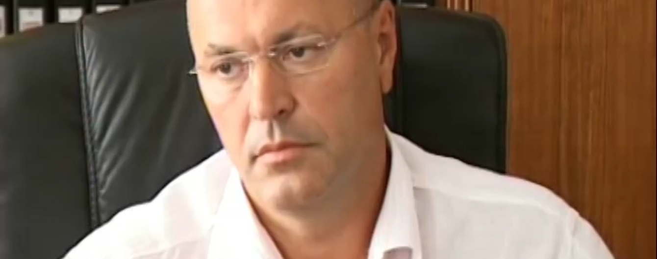 Экс-мэр Ужгорода оказался в центре дорожного скандала