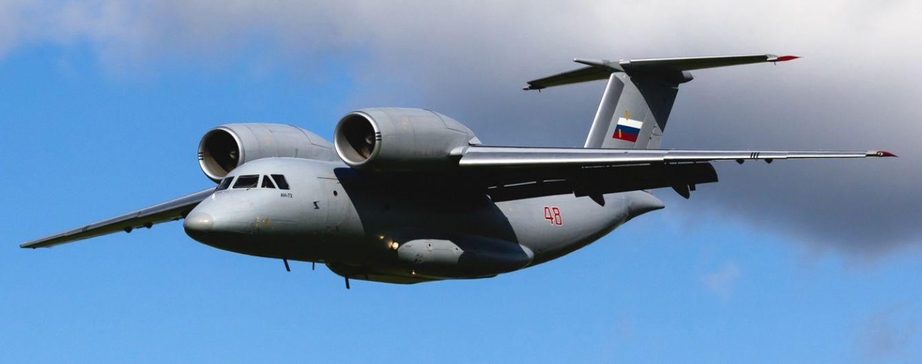В Конго потерпел крушение военный самолет Ан-72 с россиянами на борту