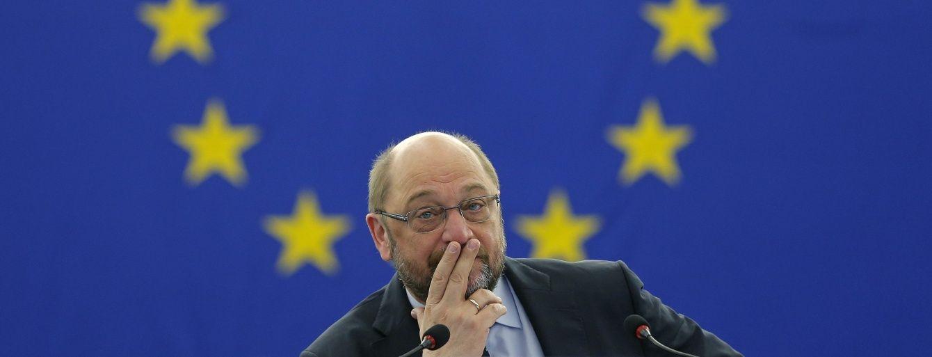 Глава Європарламенту закликав не послаблювати санкції проти РФ через Сирію