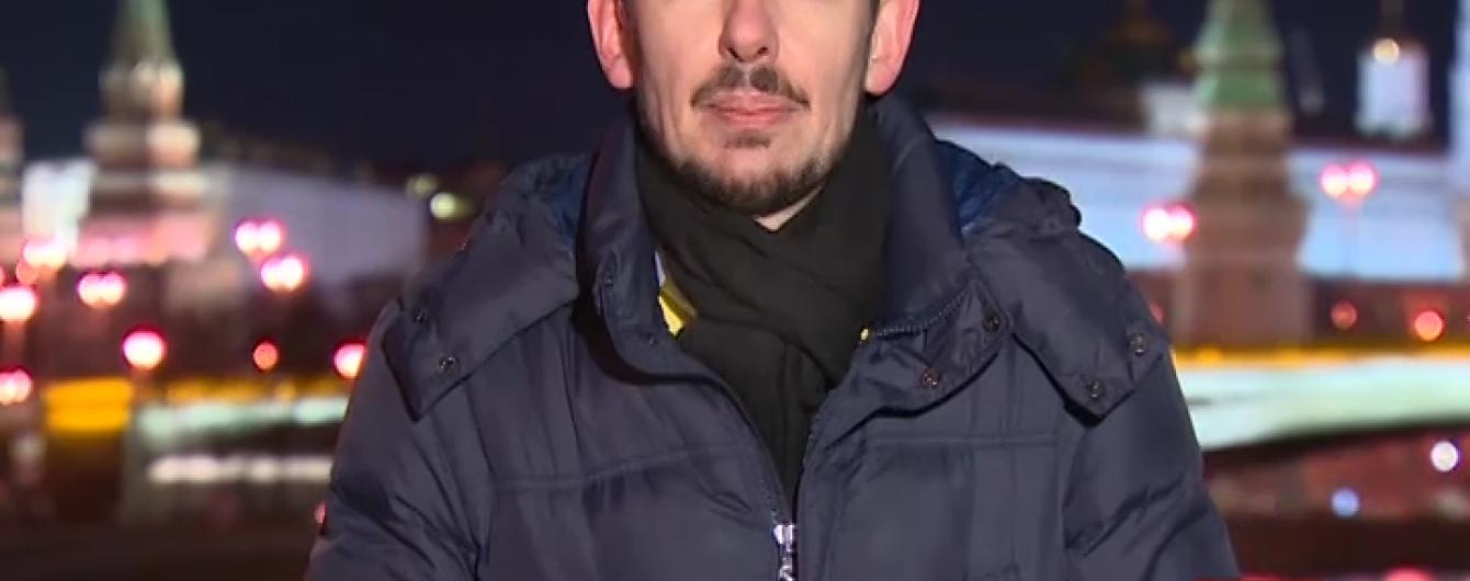 Кореспондент ТСН розповів, як російські пропагандисти відреагували на його діалог з Путіним
