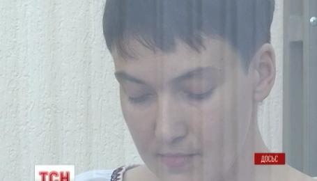 Надія Савченко оголосила нове голодування