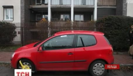 Автомобіль президента Польщі оштрафували за порушення правил паркування
