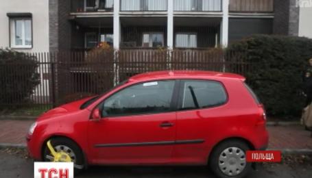 За неправильную парковку оштрафовали автомобиль Президента Польши