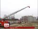 Масштабні навчання провели пожежники Києва