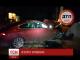 У Києві п'яний водій Jaguar врізався в бетонну огорожу