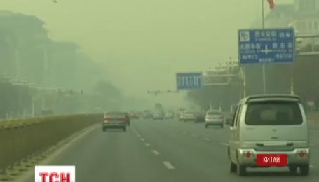 Найвищий рівень небезпеки вдруге оголосили в Пекіні