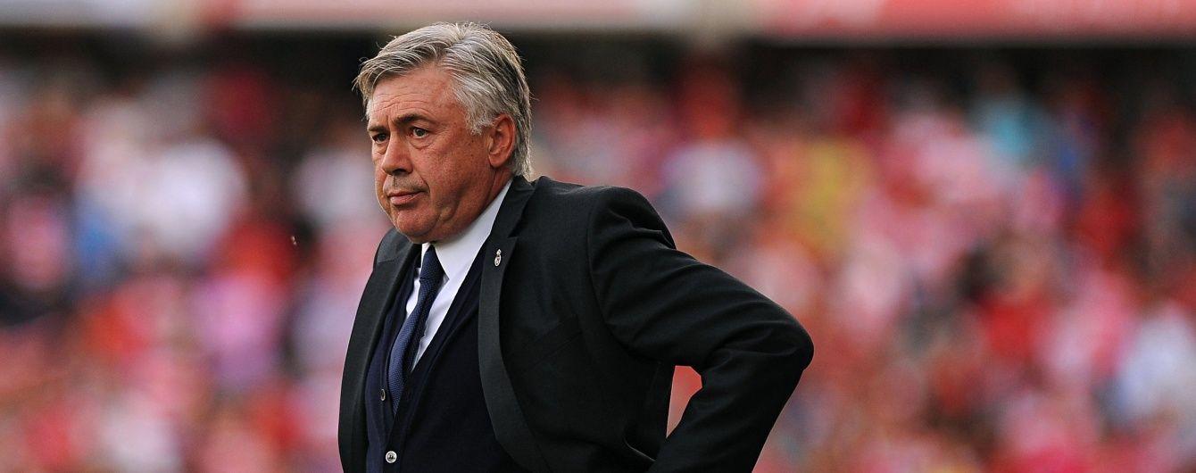 """Список Карло: Анчелотті повідомив босам """"Баварії"""" свої трансферні  побажання"""