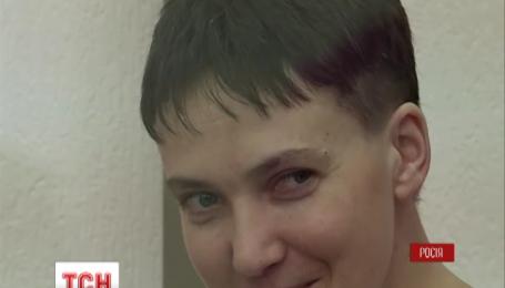 Надежда Савченко снова голодает, требуя освобождения