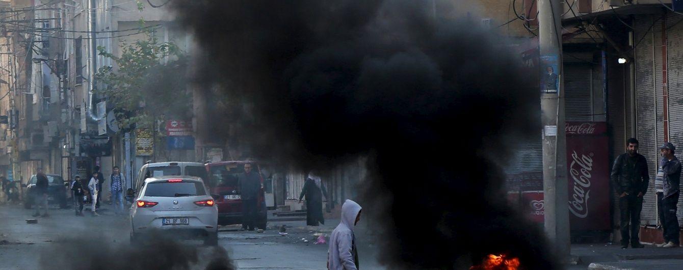 Турецькі силовики заявили про знищення 55 курдів в рамках масштабної спецоперації