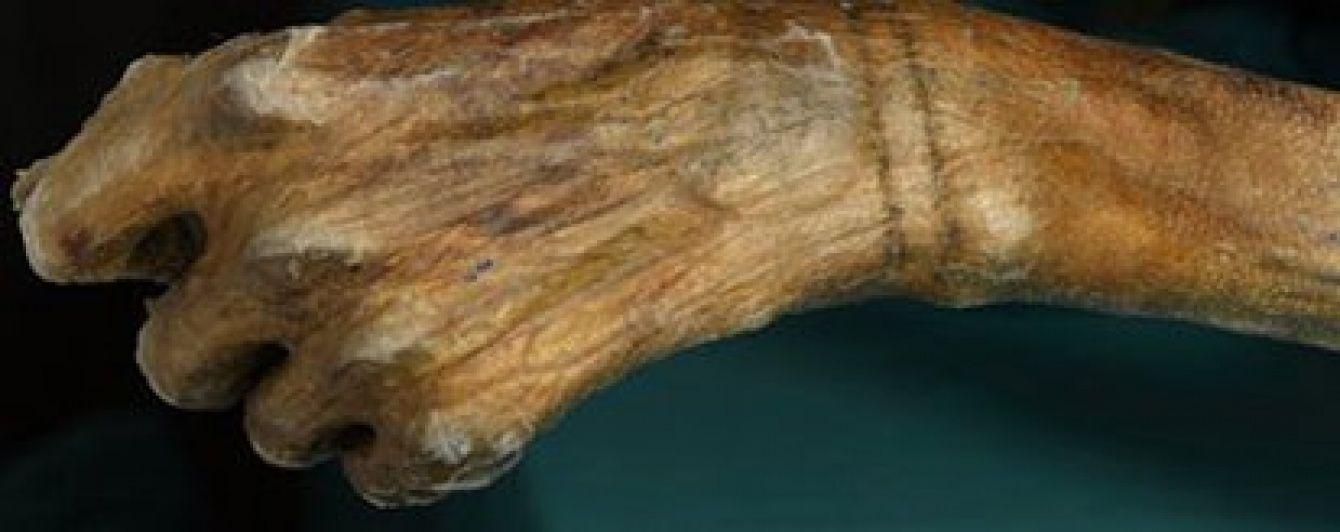 Ученые считают, что древние татуировки были лечебными
