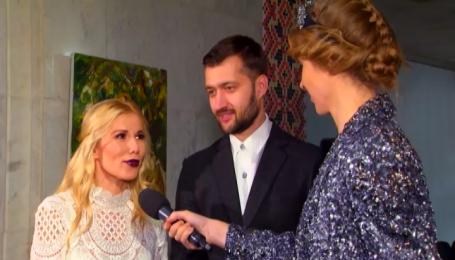 Тамерлан и Алена Омаргалиева рассказали о дружбе с семьями футболистов