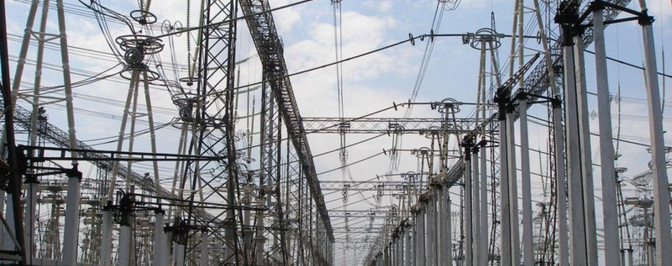 Блок Запорожской АЭС отключили