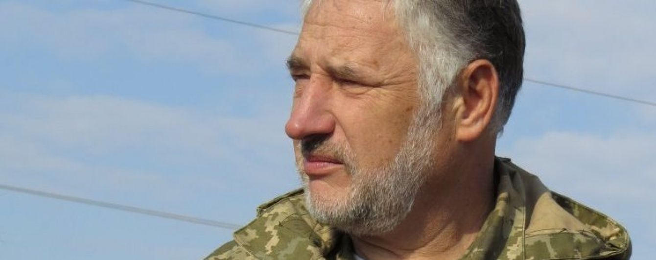 Жебрівський пояснив, навіщо бойовики захопили Комінтернове