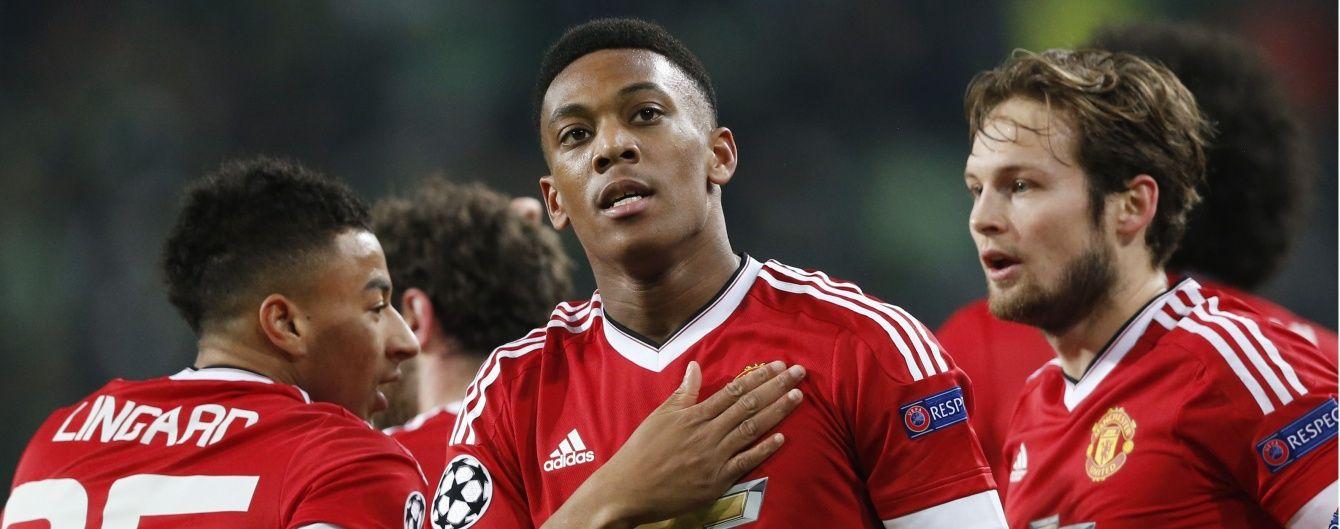 """Форварда """"Манчестер Юнайтед"""" визнано найкращим молодим футболістом Європи"""