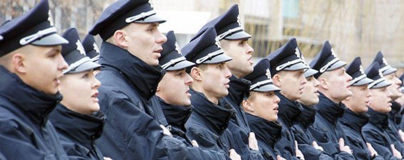 Співробітники патрульної поліції записали новорічне відеопривітання для українців