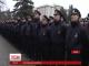 Патрульна поліція склала присягу на центральній площі Луцька