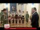 Пластуни передали Віфлеємський вогонь миру президенту України