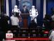 Штурмовики із Зоряних Війн з'явилися на прес-конференції у Білому Домі