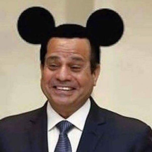 Фотожаба Амр Ноена на президента Єгипту_2