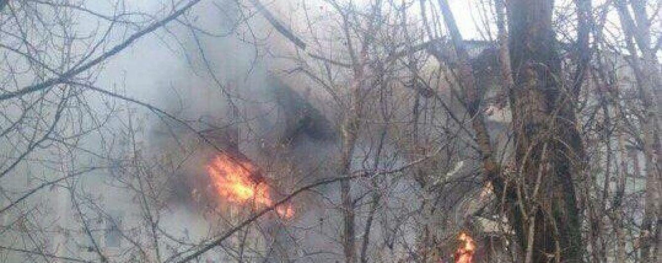 У Волгограді через вибух газу обвалився житловий будинок