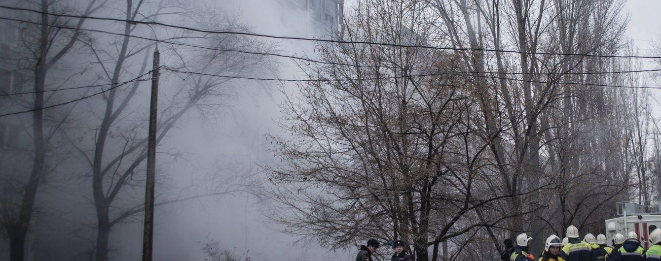 У Волгограді після вибуху знайшли обгорілі людські останки