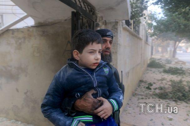 Нові російські авіаудари в Сирії забрали життя понад 40 мирних жителів