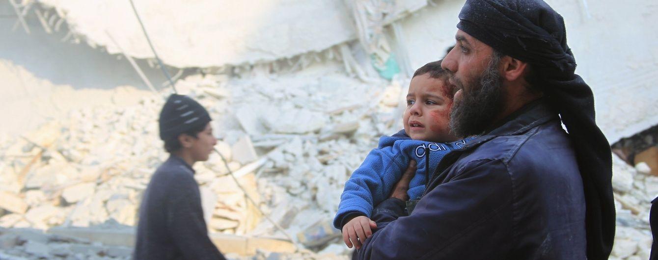 Туреччина звинуватила РФ у загибелі 600 мирних жителів у Сирії