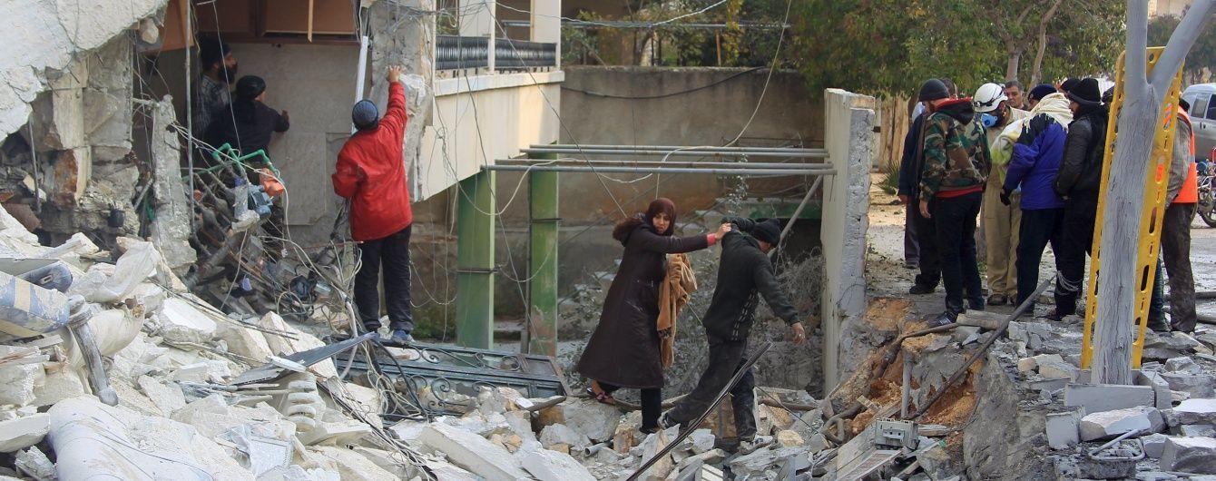 У Міноборони РФ відповіли на звіт про загибель мирних жителів в Сирії
