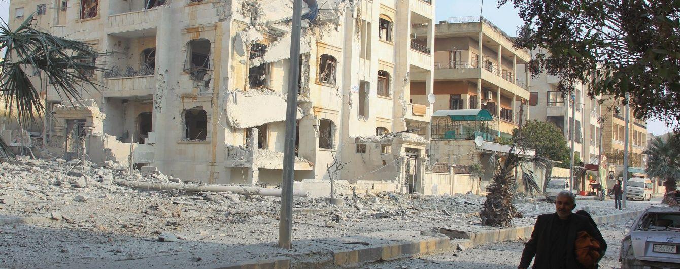 У Сирії стався смертельний потрійний теракт у християнському кварталі
