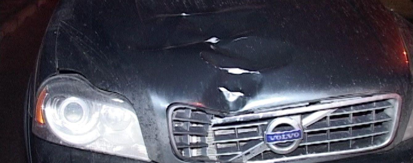 Водитель Омельченко взял на себя вину за ДТП в Киеве