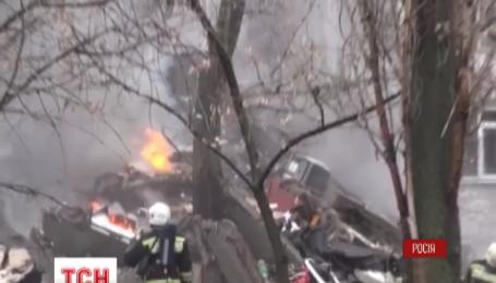 В российском Волгограде в жилом доме взорвался газ
