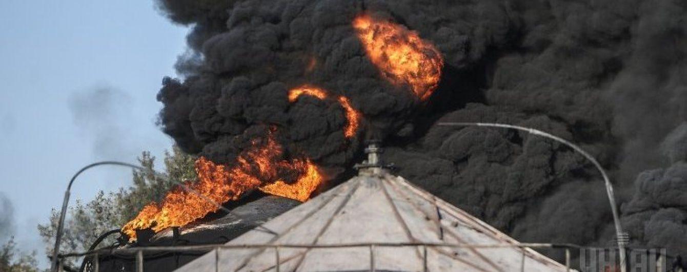 Скандал в суде: подозреваемые в пожаре на нефтебазе в Василькове спровоцировали взрыв эмоций у пострадавших