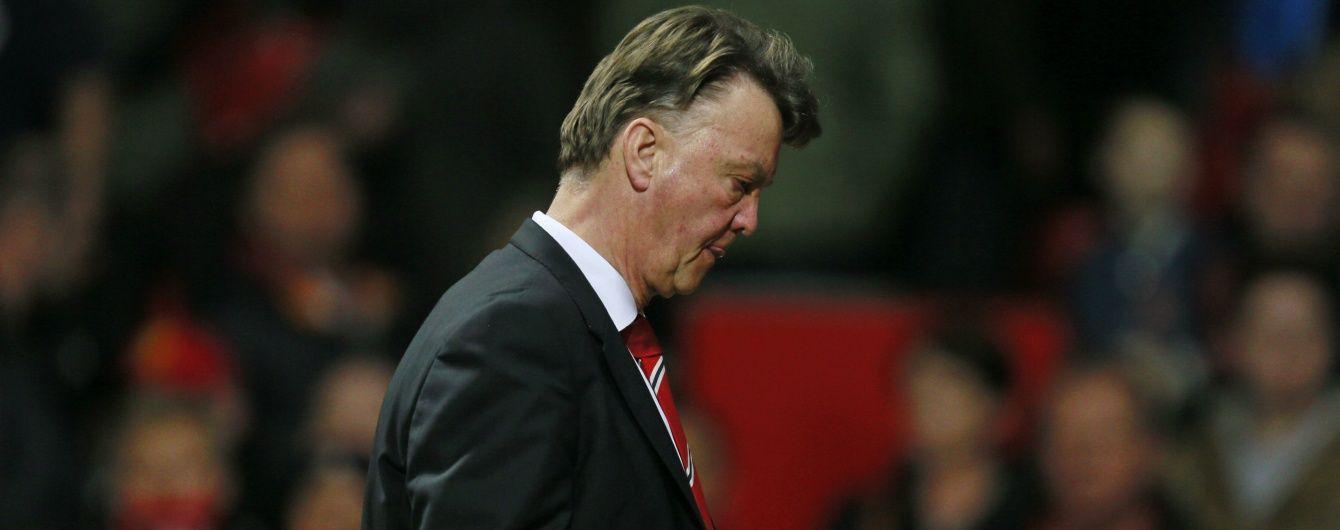 """Тренер кризового """"Манчестер Юнайтед"""" заявив, що гравці борються за нього"""