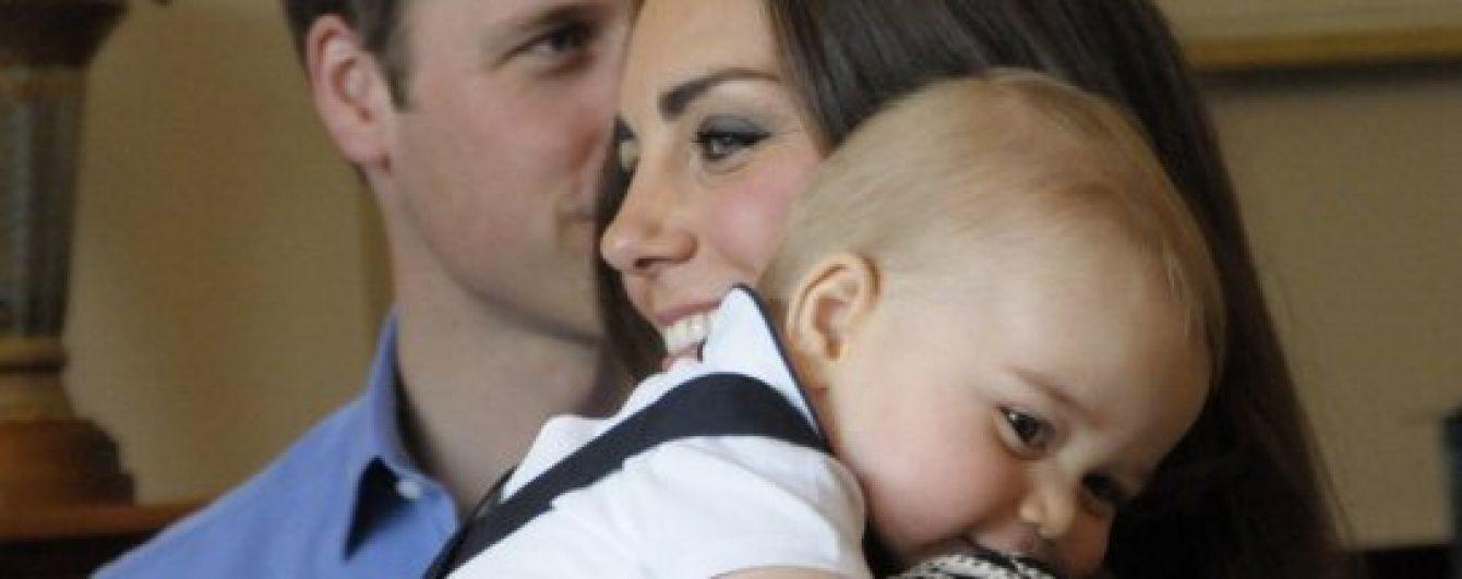Герцогиня Кембриджская отдает сына в бюджетный детсад