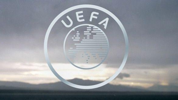 УЄФА лого