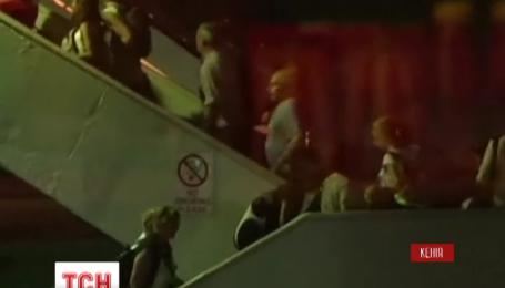 Французский самолет срочно сел в Кении из-за бомбы на борту