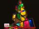 В Естонії звели різдвяне дерево зі старих віконних рам