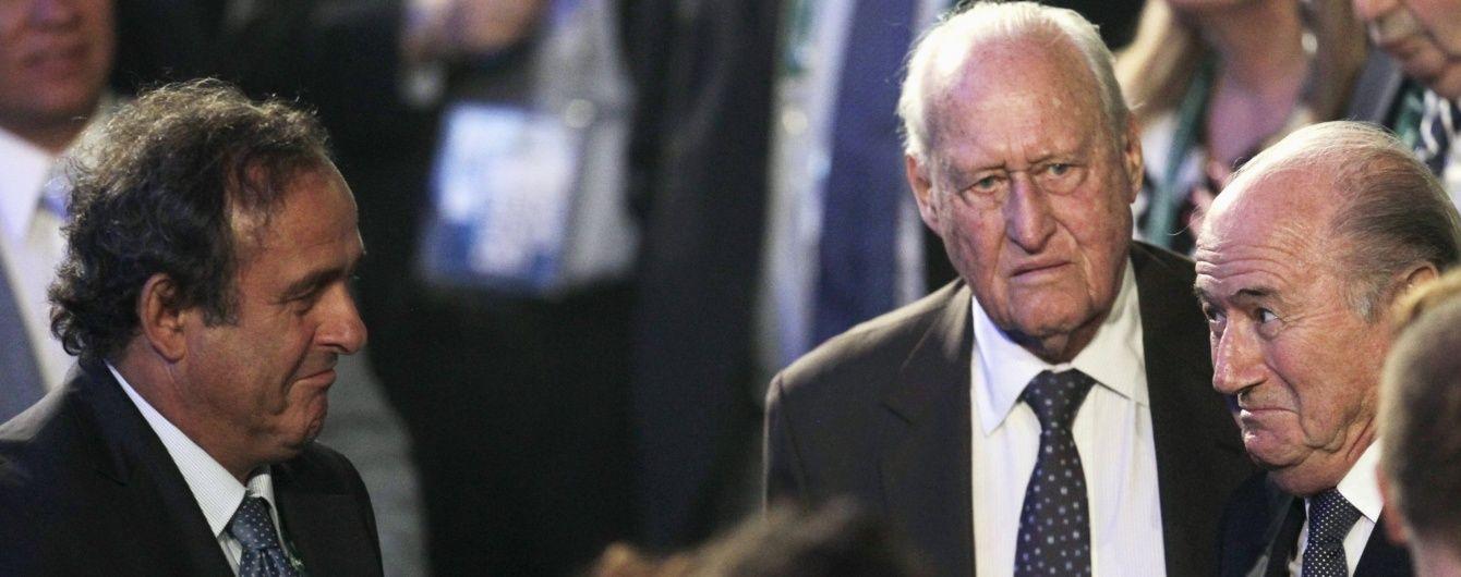 Рік корупційному мега-скандалу в ФІФА. Причини та наслідки