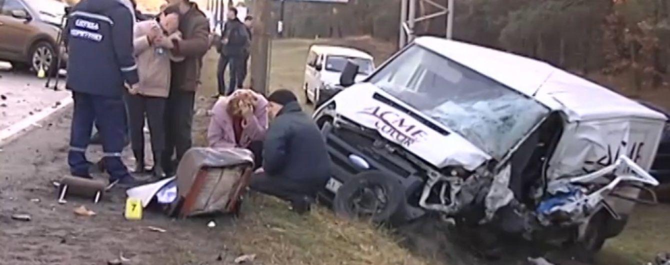 У Києві за добу стається від 100 до 200 аварій