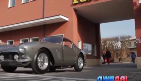 Как реставрировали эксклюзивную Ferrari Berlinetta