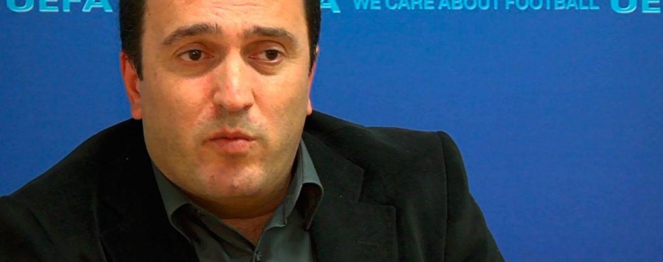В Тбілісі під колесами поліцейської машини загинув відомий футболіст