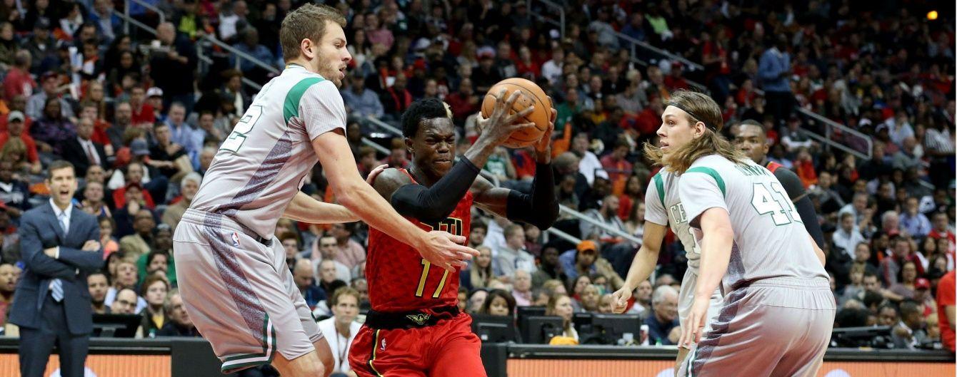 Баскетболіст НБА сховав вибитий зуб в шкарпетку і продовжив матч