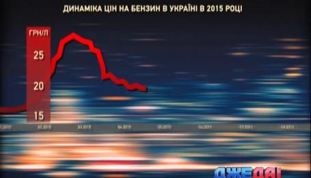 Каких цен на топливо ждать украинским водителям в следующем году