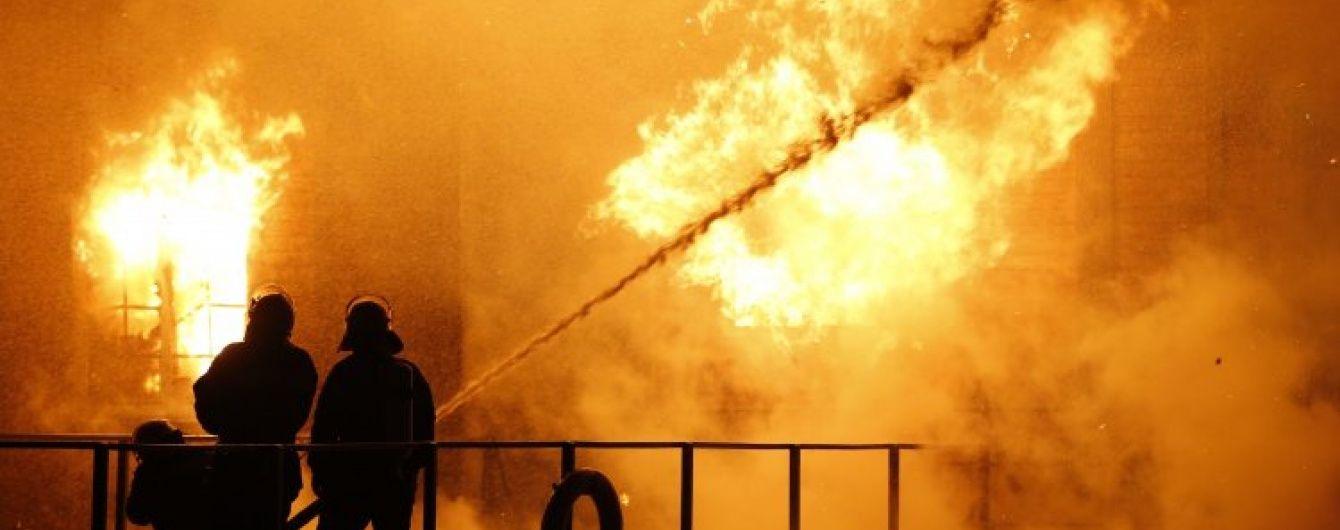 У російському МНС повідомили подробиці вибуху на шахті Воркути