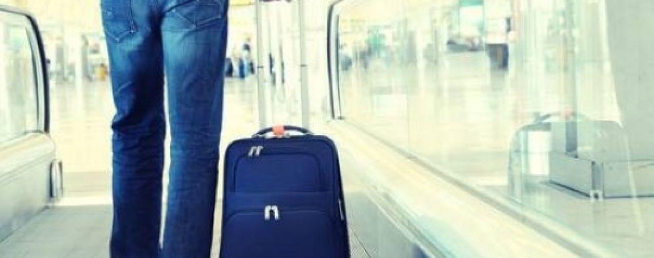 """В аэропорту """"Борисполь"""" за три месяца произошло 50 краж багажа пассажиров"""