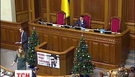 Рада планирует рассматривать главный экономический закон 2016 года в четверг и пятницу